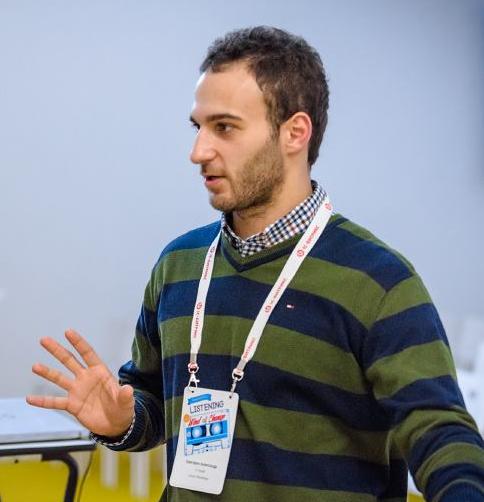 Александр Григорян, IT-Улей